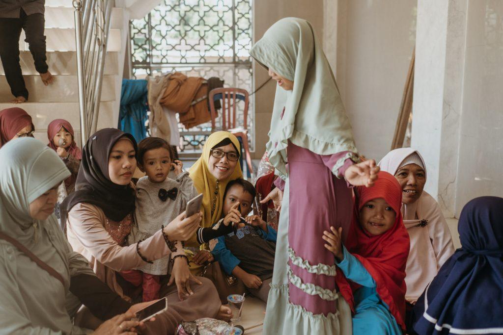 La niñez y la Mezquita