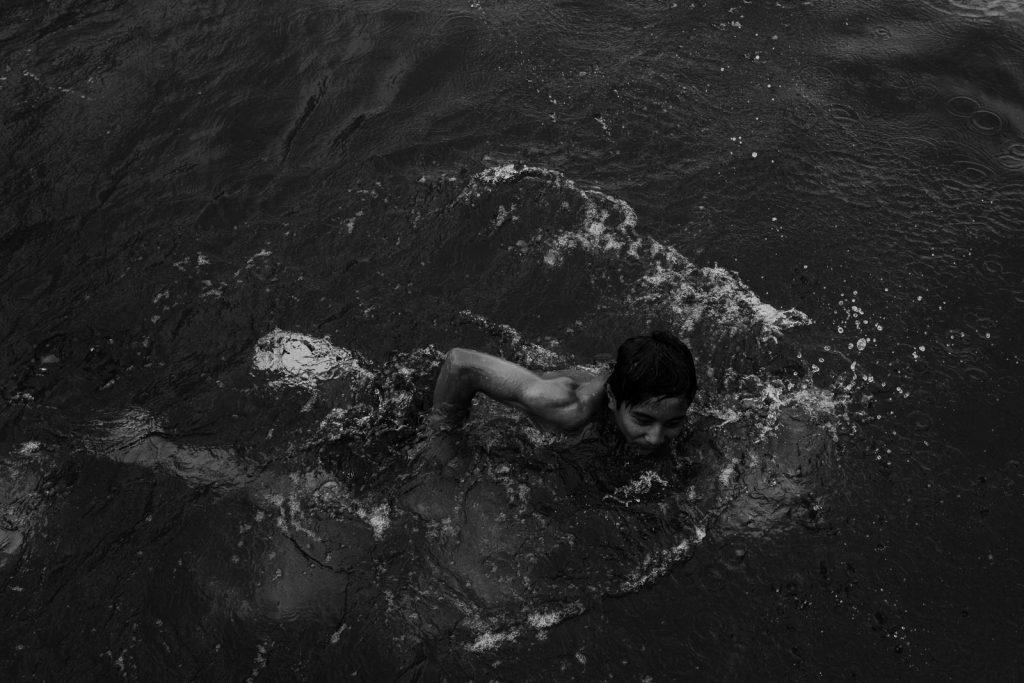 El mar y la Niñez